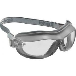 Kapriol Racing, Συμπαγή προστατευτικά γυαλιά εργασίας γκρι