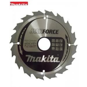 B-08171 Δίσκος κοπής ξύλου Makita MakForce 170mm 30mm 16 δόντια