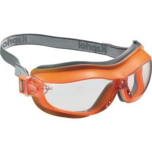 Kapriol Racing, Συμπαγή προστατευτικά γυαλιά εργασίας, πορτοκαλί