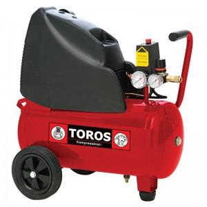 40148 TOROS ΑΕΡ/ΣΤΗΣ 24LT/2HP OIL-FREE ZBW60-24L