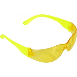 003579, Pasco Tools Improve, Προστατευτικά γυαλιά εργασίας υψηλής φωτεινότητας κίτρινα