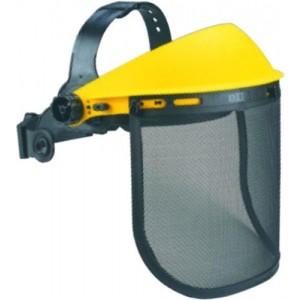 003587, Προστατευτική μάσκα χειριστών χλοοκοπτικών μηχανημάτων με σίτα