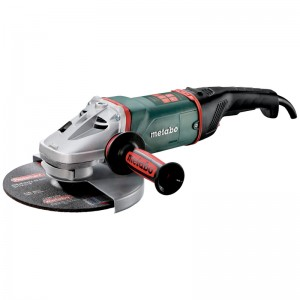 606475260 METABO 2600 WATT ΓΩΝΙΑΚΟΣ ΤΡΟΧΟΣ WE 26-230 Ø 230 MM MVT QUICK