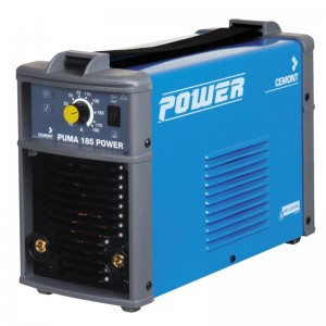 PUMA CEMONT 185 POWER INVERTER 220V 180A LIFT TIG ΜΕ PFC
