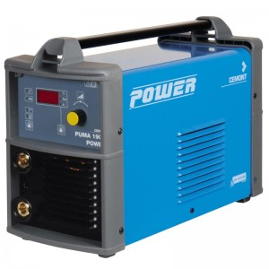 PUMA CEMONT 190 C POWER INVERTER 220V 160A LIFT TIG ΜΕ PFC