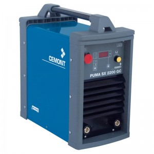 PUMA CEMONT SX2200GC INVERTER 220A LIFT TIG