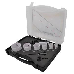 D-16938, Makita Σετ διμεταλλικών κορώνων για υδραυλικούς και ηλεκτρολόγους