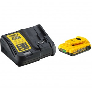 DCB115D1 18V XR 1 X 2.0AH BATTERY KIT