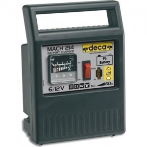 Deca MACH 214 Αυτόματος φορτιστής